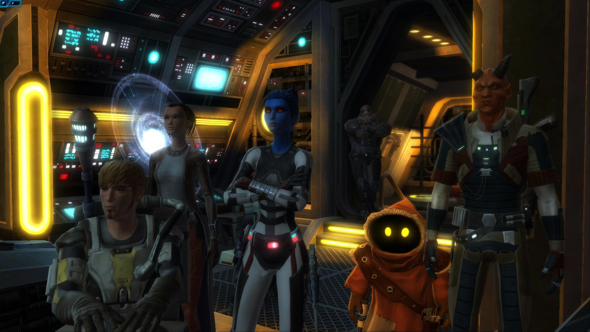 Bounty Hunter Game Star Wars The Old Republic Bounty Hunter By