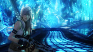 Final Fantasy XIII - Lightning by Gelvuun