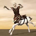 Zombie Centaur