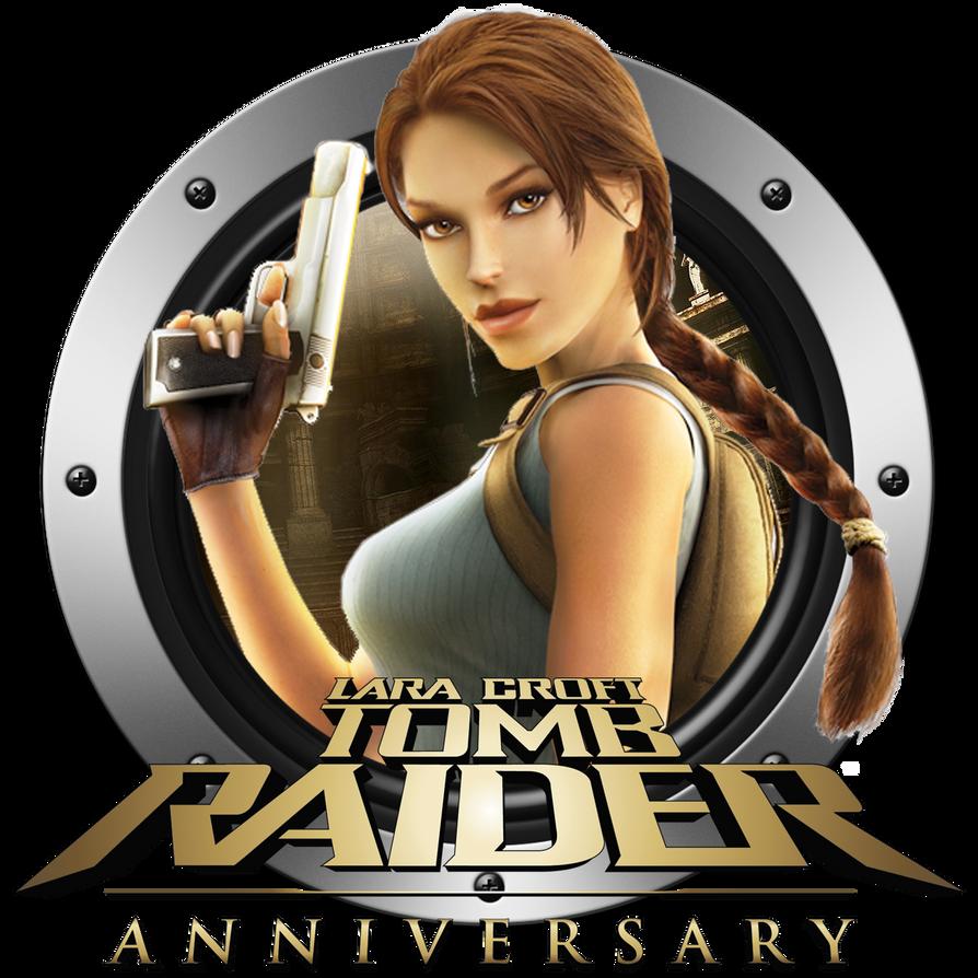 Tomb Raider Anniversary Wallpaper: Tomb Raider Anniversary By Alexcpu On DeviantArt