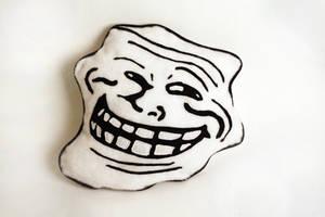 TrollFace Plushie
