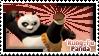 Kung-Fu Panda Stamp by apexigod