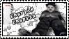 Charlie Chaplin Stamp by apexigod