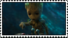 Baby Groot Stamp by apexigod