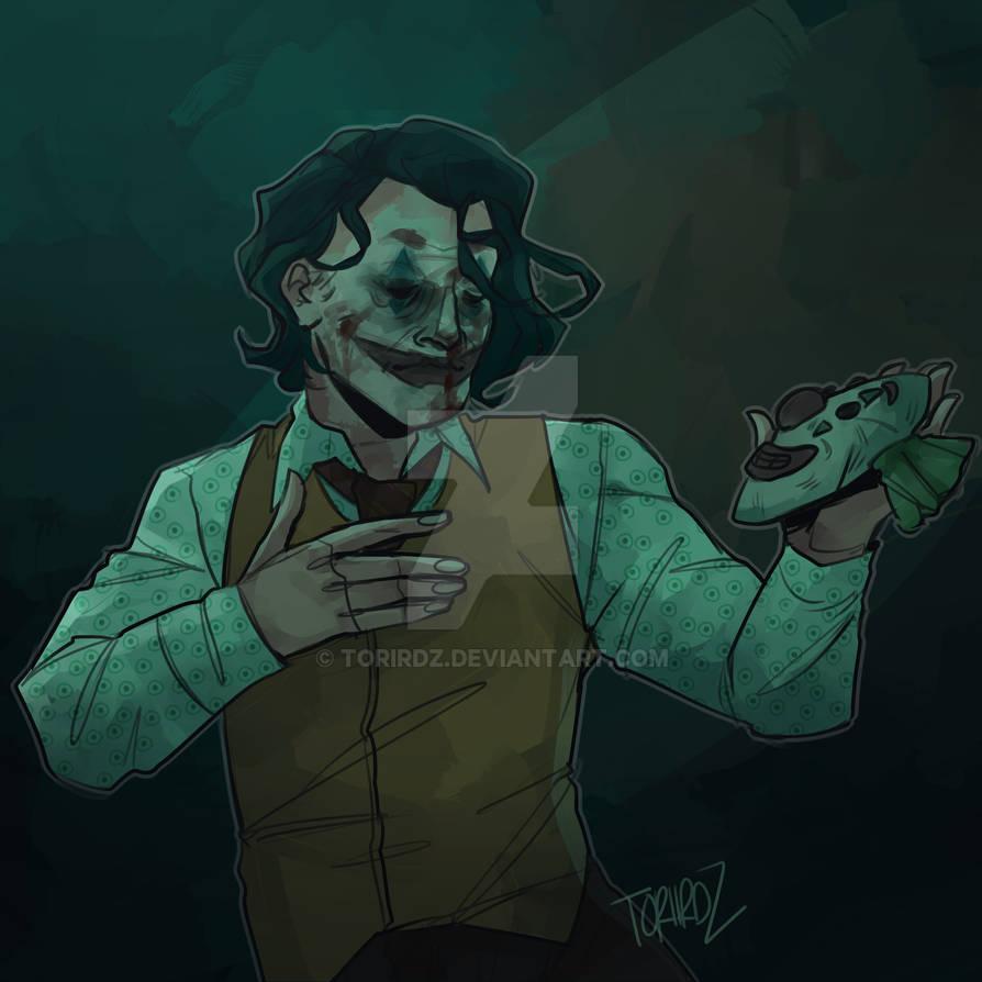 Joker Fanart 2019 By Torirdz On Deviantart