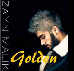 ZAYN- GOLDEN by PardonBegger