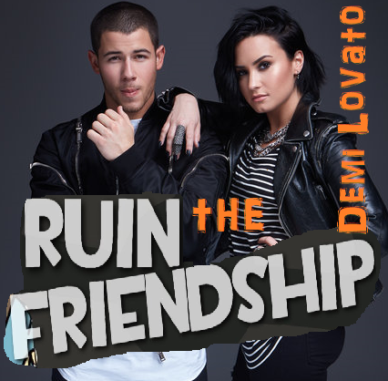 Demi Lovato Ruin The Friendship By Pardonbegger