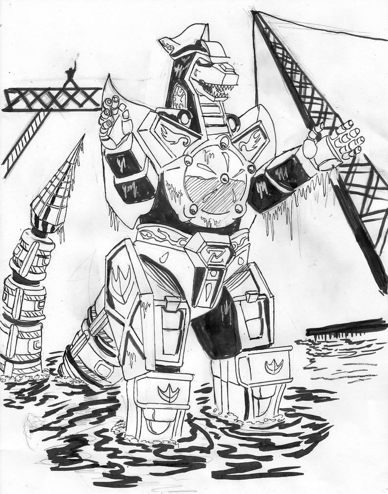 classic power rangers coloring pages - photo #39