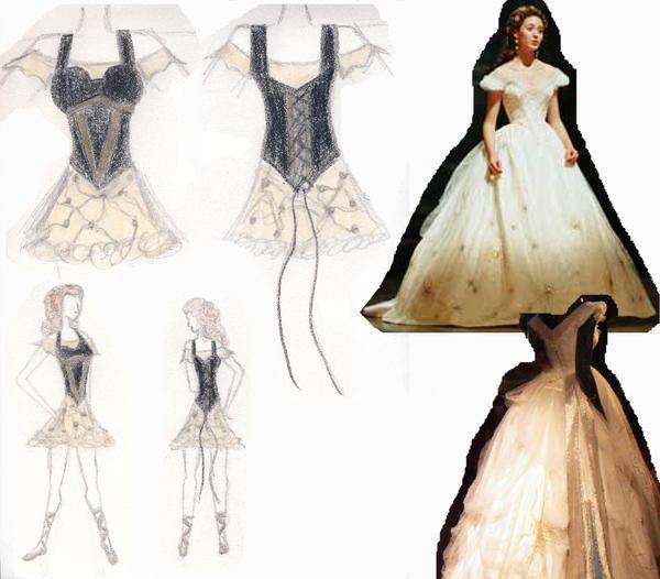 Christine Daae Dressing Gown: Christine Daae Dress By Eomer2991 On DeviantArt