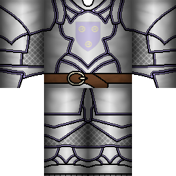 Full Plate Knight Armour Roblox Uniform By Tigetige On Deviantart