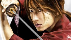 Rurouni Kenshin Artwork
