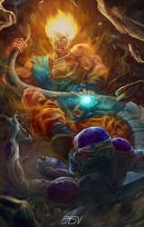 Battle On Namek