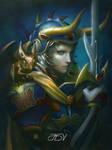 Warrior of Light (Final Fantasy I)