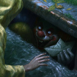 IT - Everything Down Here Floats