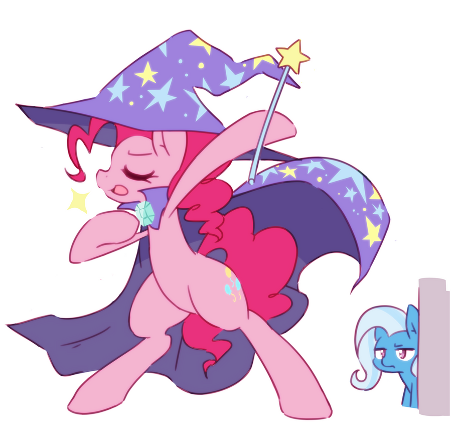 great and powerful   PinkiePie! by AKAINU7
