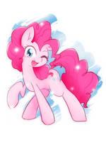 Pinkie pie MOVIE Ver by AKAINU7