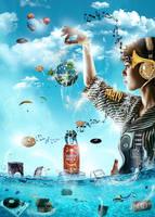 Music poster art by zepaulo