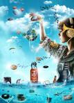 Music poster art