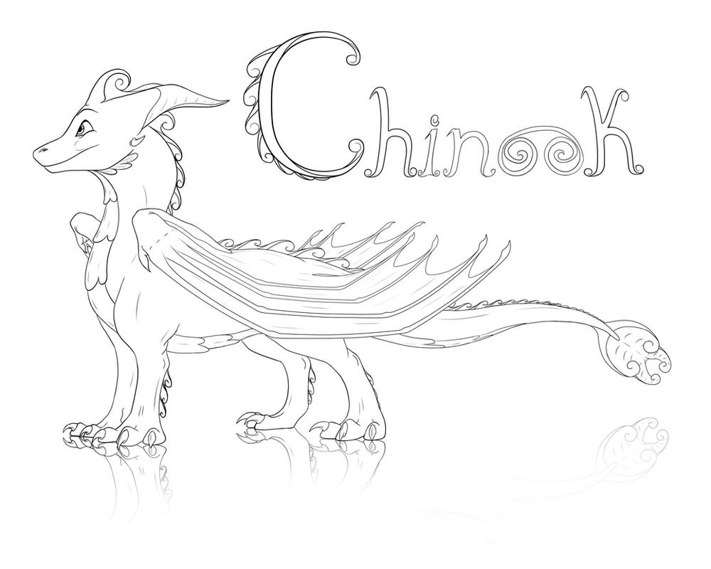 Chinook by Krypson