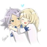 Icey Love Hug