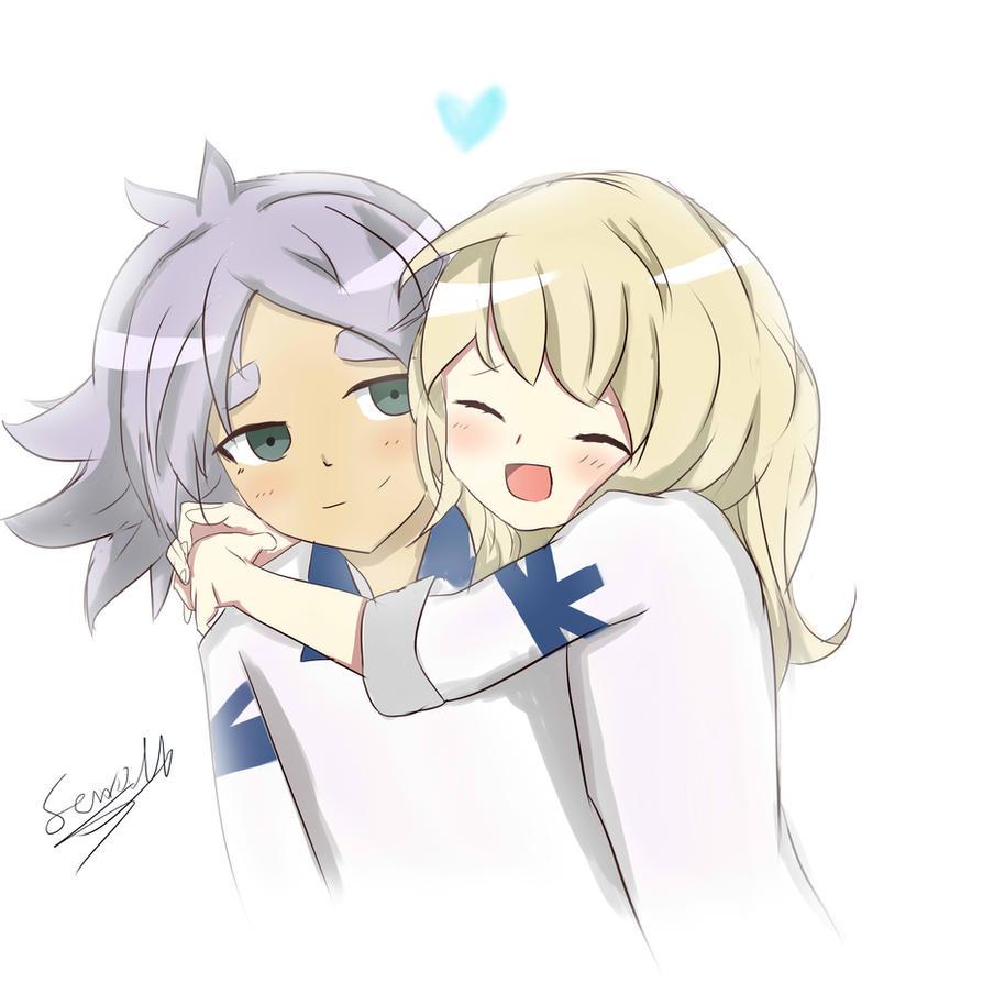 Icey Love Hug by Megumi-Seramu
