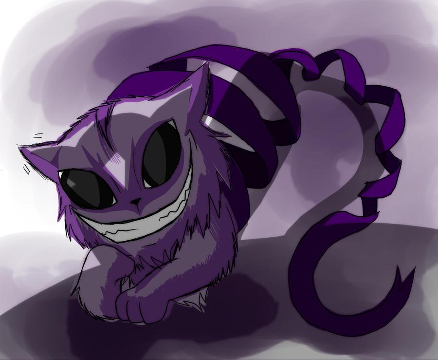 Cheshire Cat by yutaro23