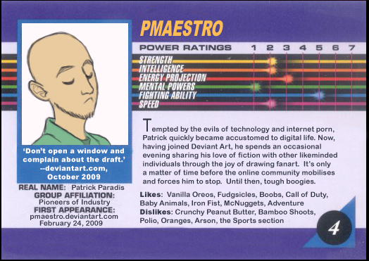 pmaestro's Profile Picture