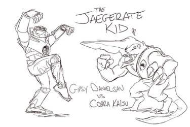 The Jaegerate Kid