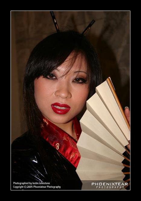Fetish Geisha - Yaya Han by Phoenixtear