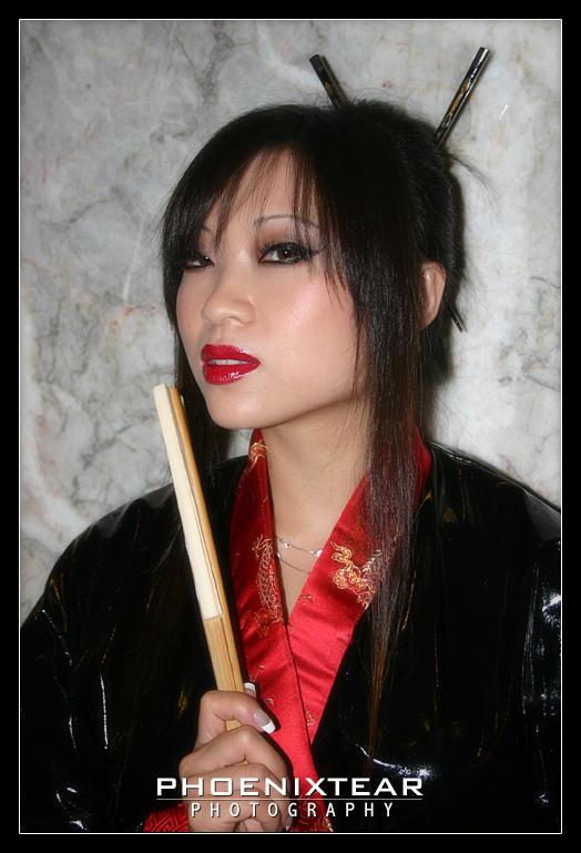 Fetish Geisha - Yaya Han II by Phoenixtear