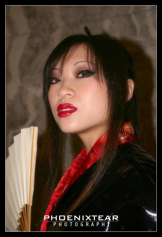 Fetish Geisha - Yaya Han III by Phoenixtear
