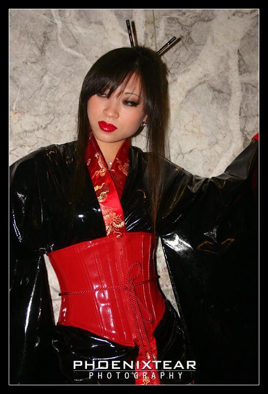 Fetish Geisha - Yaya Han IV by Phoenixtear