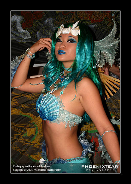 DragonCon: - Sea Nymph by Phoenixtear