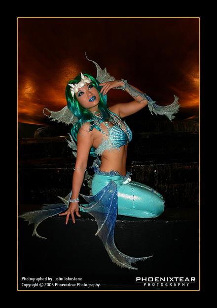 DragonCon: - Sea Nymph II by Phoenixtear