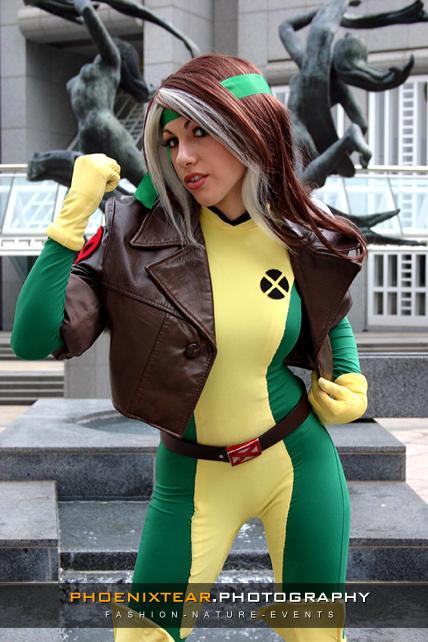 DC: Rogue by Phoenixtear