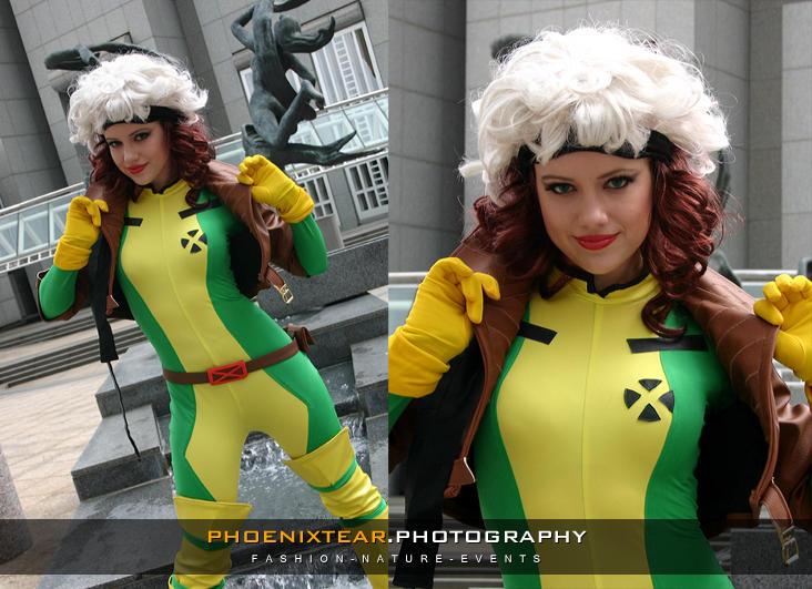 DC: Rogue 2 by Phoenixtear