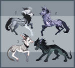 Adopt auction #18 [OPEN]