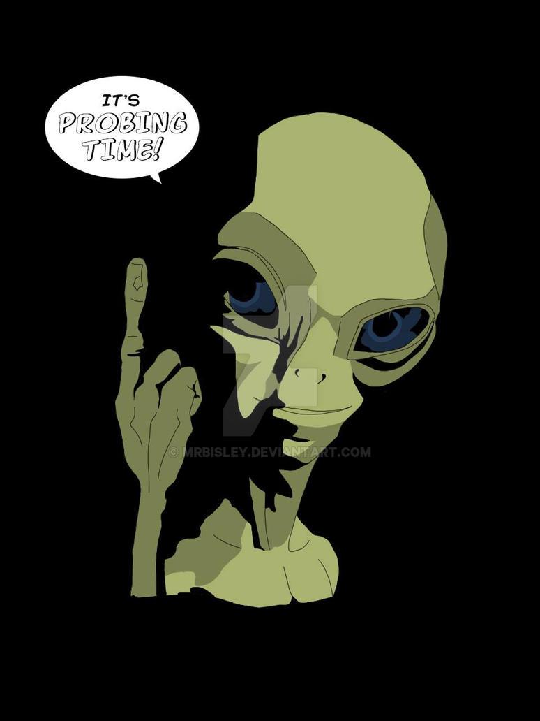 paul the alien for - photo #22