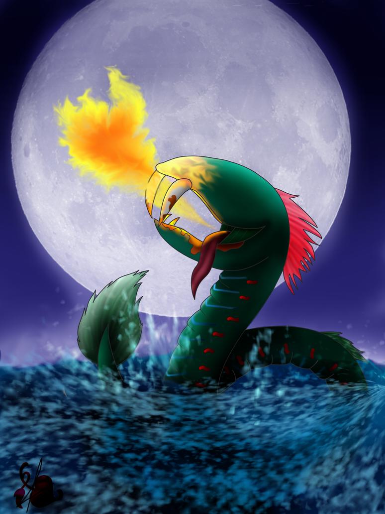 EarthBound: The Kraken by Nannotech