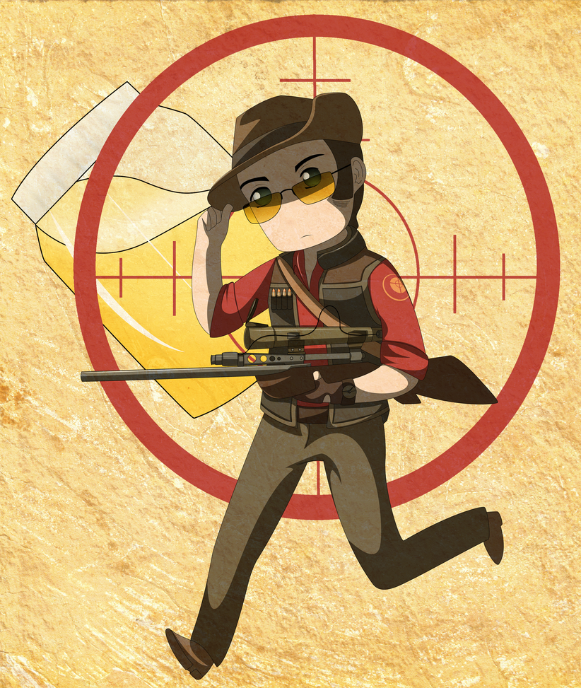 TF2 Sniper by Nannotech