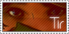 tirrador stamp by TranslucentRainbow