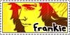 Frankie stamp by TranslucentRainbow