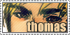 Thomas stamp by TranslucentRainbow