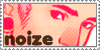 Noize stamp by TranslucentRainbow