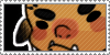 Prosciutto stamp 4 by TranslucentRainbow