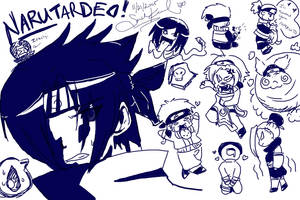 NARUTARDED i by eeveelover