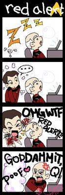 Star Trek: TNG Fan Comic 01