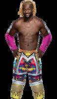 Kofi Kingston Full Body Transparent png
