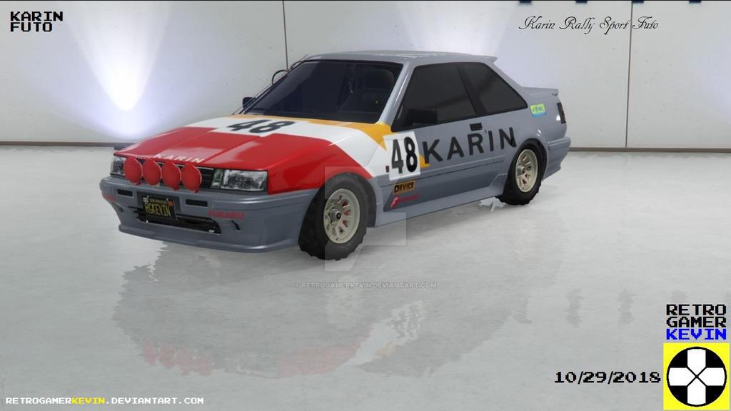 Karin Rally Sport Futo (GTA Online) by RetroGamerKevin