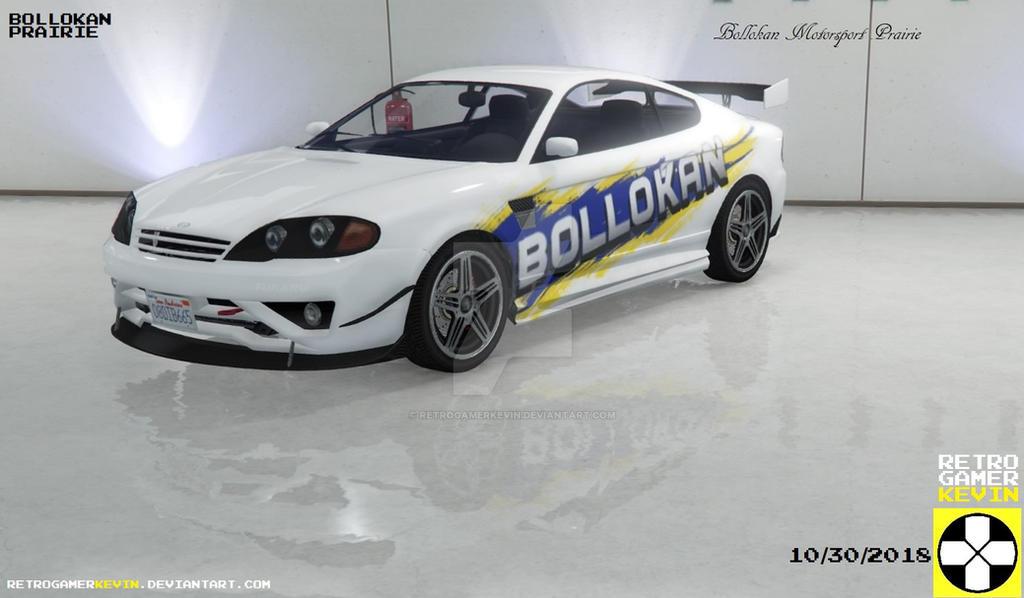 Bollokan Motorsport Prairie (GTA Online) by RetroGamerKevin